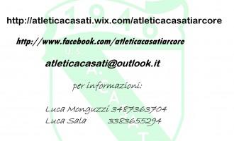 ATLETICA CASATI ARCORE
